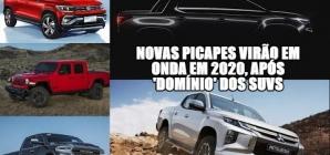 Picape Renault Alaskan finalmente virá para o Brasil