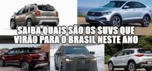 SUVs da Ford: linha atual e o que vem por aí