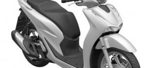 Honda registra SH 150i renovado no Brasil