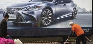Concessionárias na China dão bônus aos a clientes para tentar retomar vendas de carros