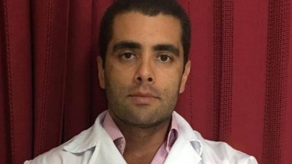 Denis Furtado, conhecido como Dr. Bumbum, teve registro profissional cassado em Brasília — Foto: Instagram/Reprodução