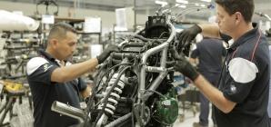 BMW retoma produção de motos em Manaus