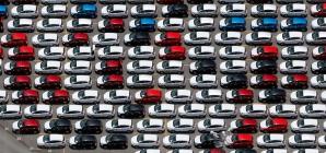 Vendas de carros registram queda de 76,3% em abril na Europa por causa da pandemia de coronavírus