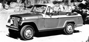 Jeep Renegade ganhará versão especial em homenagem ao icônico Jeepster