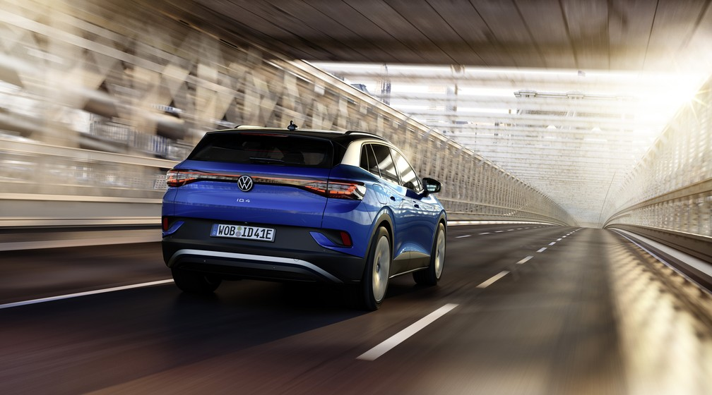 Volkswagen ID.4 — Foto: Divulgação