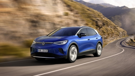Volkswagen lança o ID.4, SUV elétrico que pode chegar ao Brasil