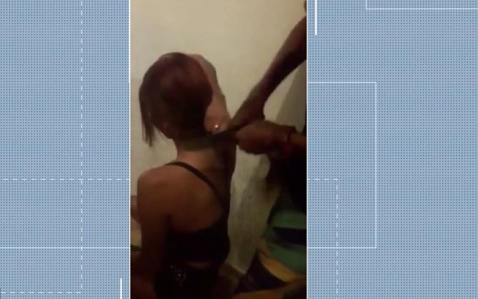 Jovem de 15 anos some depois de ser agredida por ex-namorado em BH — Foto: Reprodução/TV Globo
