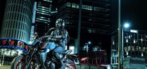 Nova Yamaha MT-09 2021 aparece em fotos vazadas sem faróis polêmicos