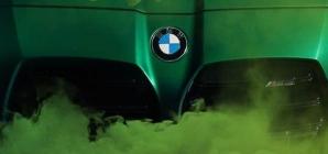 BMW M3 e M4 revelam grade 'polêmica' e câmbio manual em teasers
