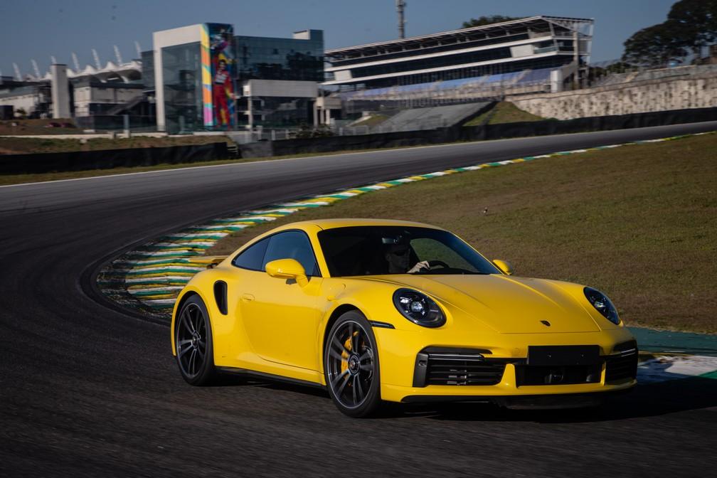 Porsche 911 Turbo S — Foto: Divulgação