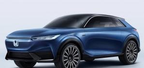 Honda mostra conceito de SUV elétrico que antecipa o visual do futuro HR-V
