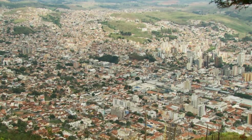 Moradores de Poços de Caldas (MG) sentiram tremor de 2.2 de magnitude — Foto: Arquivo/EPTV