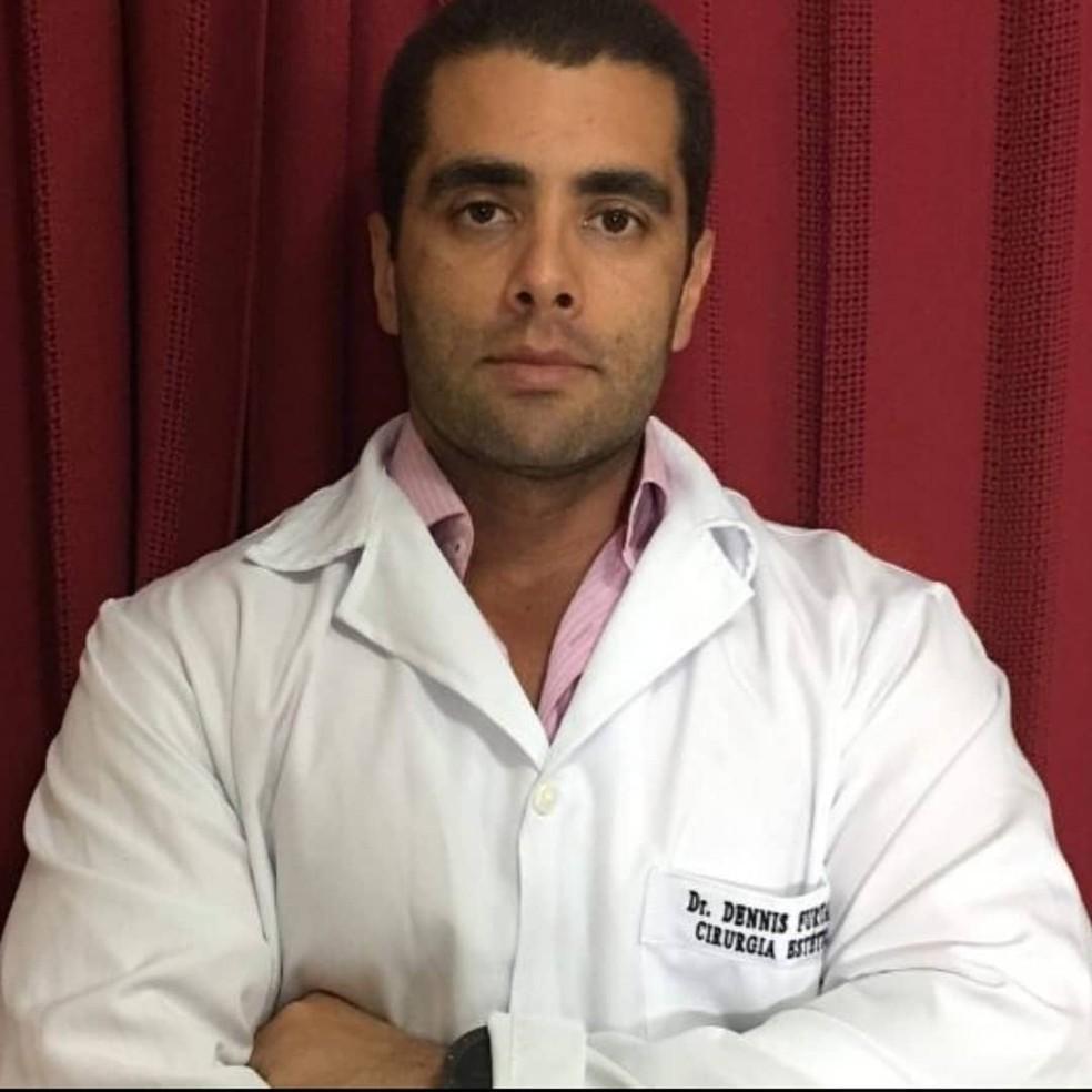 Denis Cesar Barros Furtado, o Dr. Bumbum — Foto: Reprodução/Instagram