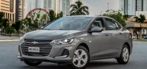 Chevrolet Onix 2021 ganha tela maior e conectividade sem fio na central multimídia