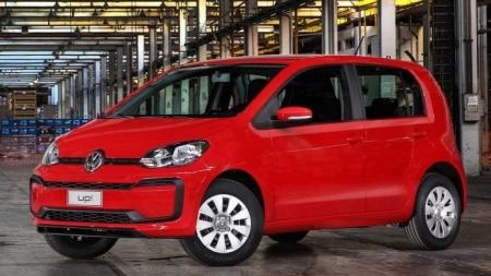 Volkswagen Up sai de cena na Argentina: e no Brasil?