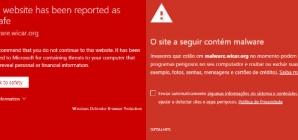 Microsoft cria extensão do Windows Defender para o Chrome
