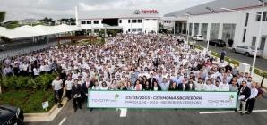 Funcionários da Toyota aprovam acordo com termos da mudança da sede do ABC Paulista para Sorocaba