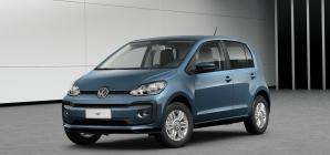 Volkswagen up! sai de linha na Argentina; futuro no Brasil é nebuloso