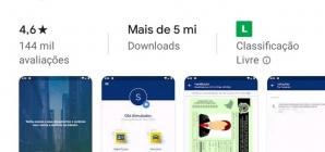 Aplicativo da CNH digital vai permitir pagamento de multas com 40% de desconto