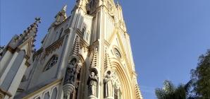 Na hora da missa, mulher é furtada dentro da Basílica de Lourdes, em Belo Horizonte
