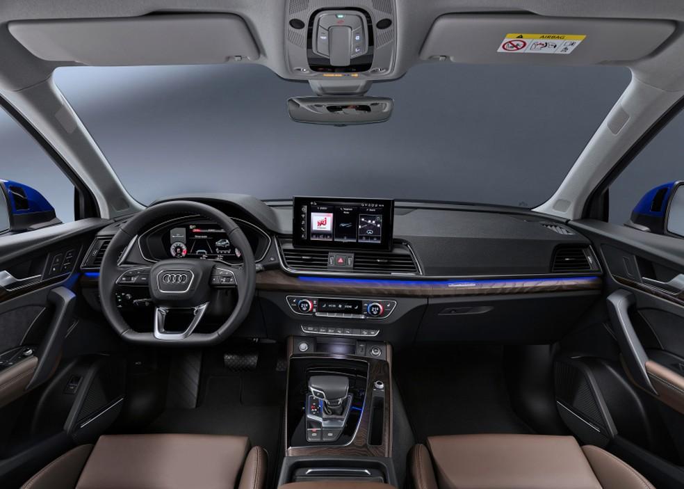 Audi Q5 Sportback — Foto: Divulgação/Audi