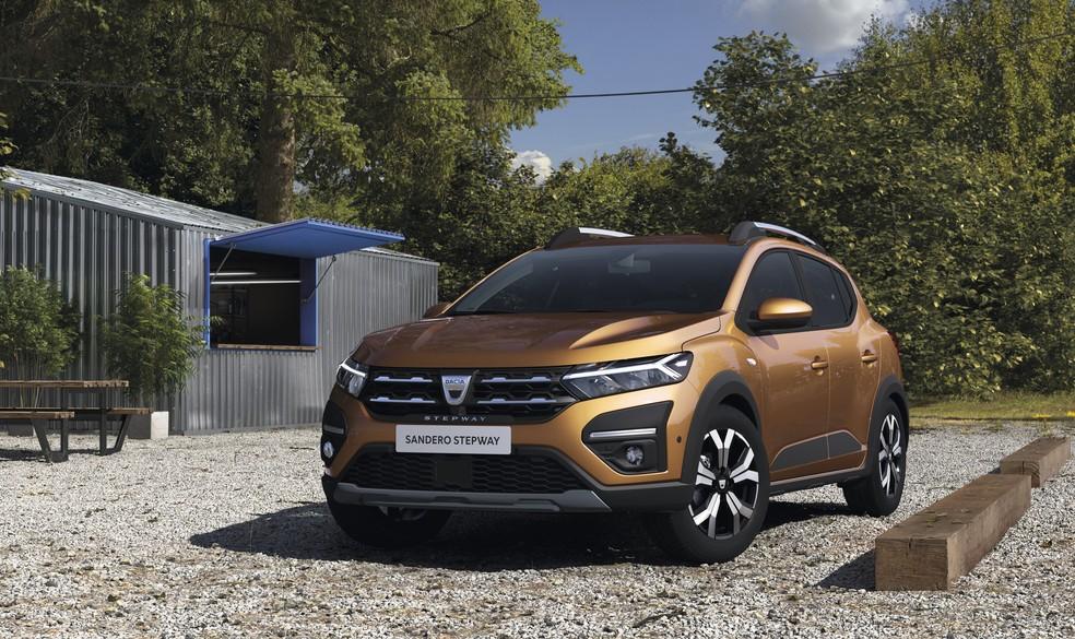 Dacia Stepway — Foto: Divulgação/Renault