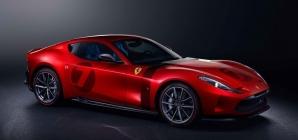 Ferrari revela modelo feito sob encomenda para cliente europeu
