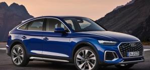 Audi revela o Q5 Sportback, versão 'cupê' do SUV médio
