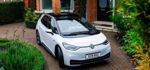 Volkswagen ID.3 já vendeu 14.000 unidades em pouco mais de 1 mês