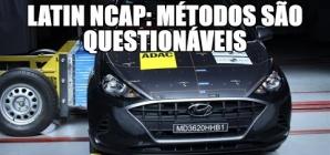 Além de arrogante, LatinNCAP confunde o brasileiro