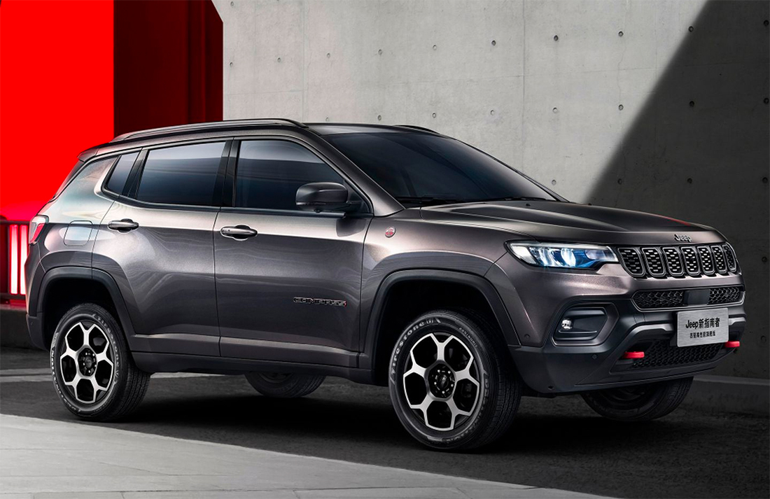 Jeep Compass 2022 da China