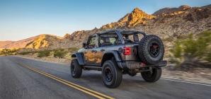 Jeep Wrangler Rubicon 392 adota motor Hemi V8 para ser o mais potente da história