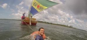 Lagoa do Paraíso: diversão e esportes