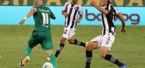 Cuiabá elimina o Botafogo com drama