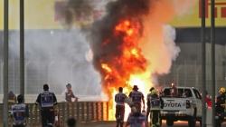 FIA abre investigação para descobrir causas de grave acidente de Grosjean na F-1