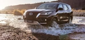 Toyota SW4 2021 recebe novidades semelhantes às da 'irmã' Hilux