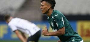 Palmeiras sofre com surto de covid-19 e Gabriel Veron é o 7° jogador infectado