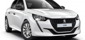 Peugeot 208 ganha versão mais barata com câmbio manual