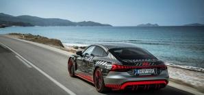Audi RS e-tron GT: elétrico será o carro mais potente da história da marca