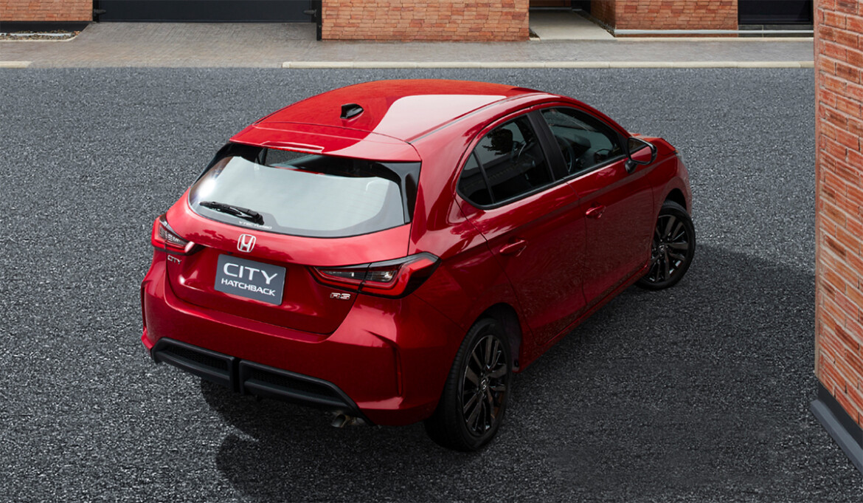 Honda City Hatch 2021