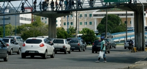 Pedestre atropelado embaixo de passarela: de quem é a culpa?