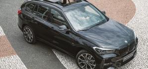 BMW celebra 25 anos de atuação no Brasil com série especial do X1