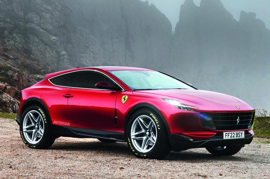 Ferrari Purosangue - Autocar