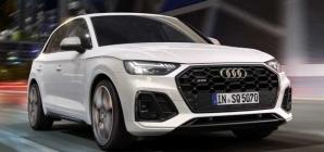 Audi SQ5 de 347 cv tem visual e mecânica atualizados para 2021
