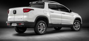 Fiat Toro chega a marca de 300 mil unidades produzidas