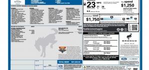 Ford Bronco Sport 2021 tem consumo revelado e faz até 11,9 km/litro