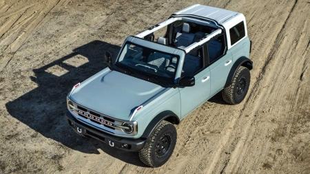 Ford confirma novo Bronco, Mustang Mach 1 e Ranger Black no Brasil em 2021