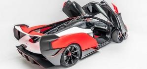 McLaren Sabre faz estreia surpresa e supera Senna com motor de 835 cv