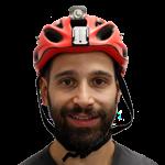 Oiapoque ao Chuí de bike: ele cruzou o Brasil e encarou 55ºC de temperatura