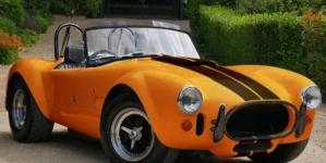 Cobra sem V8: AC inglesa lança versão elétrica de 626 cv